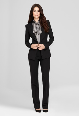Instantly smarten up any outfit and top things off in style with our selection of women's suit jackets. Coats. Continue to work it when you step out of the office. Keep cosy in the colder months in our women's coats. Black suit jacket Save. Was £ Now £ Principles Navy straight leg petite suit trousers Save. £ The.